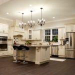 Lexington Ivory Kitchen Cabinets Antique White