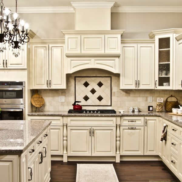 Lexington Ivory Kitchen Hood