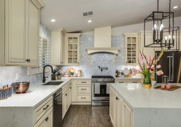 Off White Kitchen Cabinets